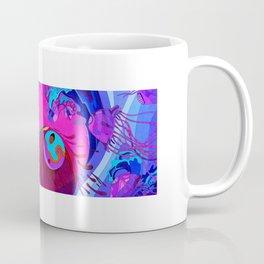 Robotic Fish Coffee Mug