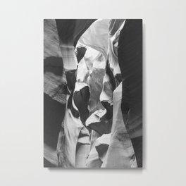 ANTELOPE CANYON XL Metal Print