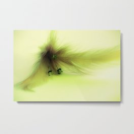 Soft Feather 1 Metal Print