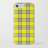 clueless iPhone & iPod Cases featuring As If Plaid by Kat Mun