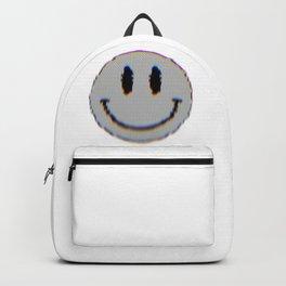 Glitch Smile Backpack