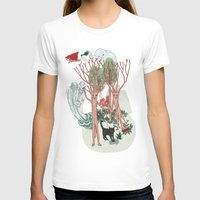 insects T-shirts featuring A Stick-Insects Dream by Mirisch