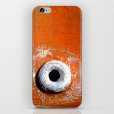 White hot iPhone & iPod Skin