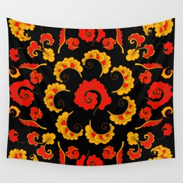 Traditional russian folk Wall Tapestry