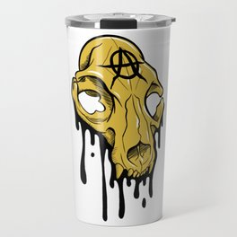 Dripping with Anarchy Travel Mug
