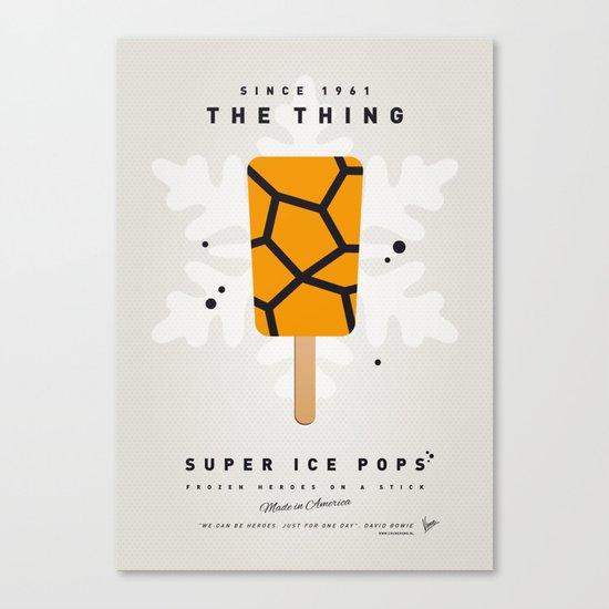 My SUPER ICE POP- No15 Canvas Print