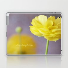 Live, Laugh, Love Laptop & iPad Skin