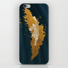 Feed The Tiger (Homage To Sagat) iPhone & iPod Skin