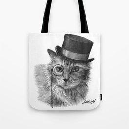 Monsieur Mack Tote Bag