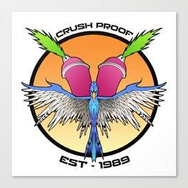 Crush Proof Canvas Print