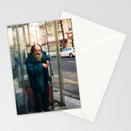 Parisian Mugshots - The Phone Booth home (Gueules de Parisiens) Stationery Cards