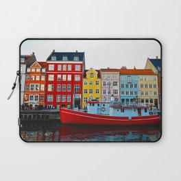 Postcard from Copenaghen Laptop Sleeve