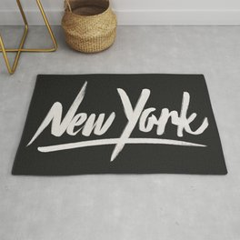 NYC is over the top Rug
