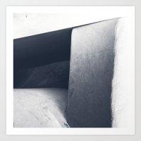 Inversions_01 Art Print