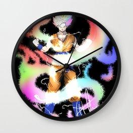 SSJ Infinity Wall Clock
