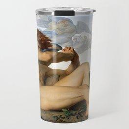 Fallen Angel Alexandre Cabanel Travel Mug