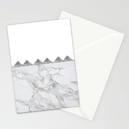 Adoring Grey Stationery Cards