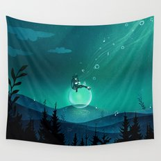 Comfortably Numb Wall Tapestry