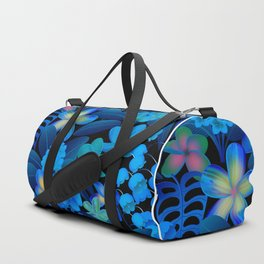 Evening Tropical Paradise Duffle Bag