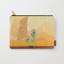 Cacturiachis Carry-All Pouch