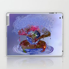 Mother Earth is Melting Laptop & iPad Skin