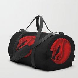 fierce dragon Duffle Bag