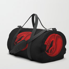 fierce dragon Duffle Bag