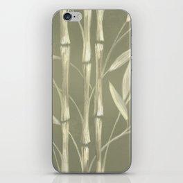Bamboo - Olive iPhone Skin