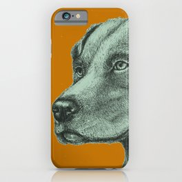 Critter Sketch iPhone Case