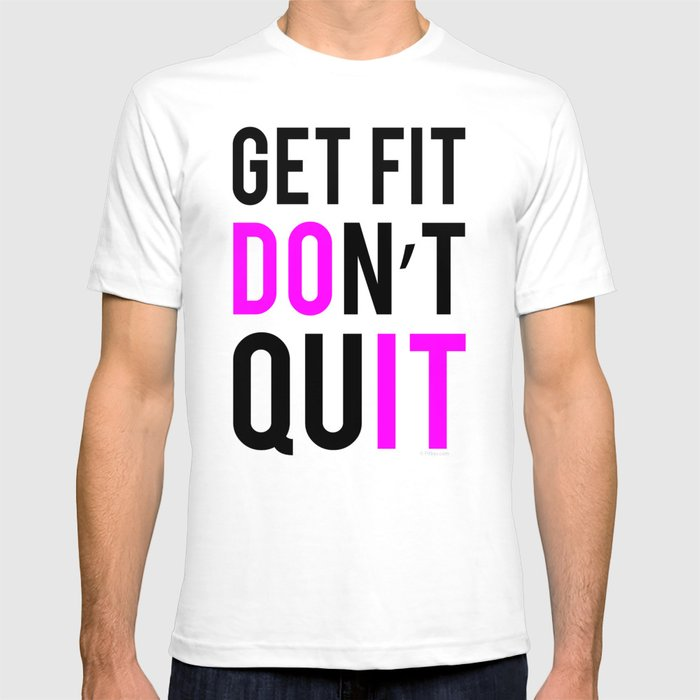 Gym Motivational Quotes T Shirts