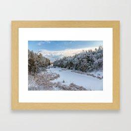 Parrott's Bay Framed Art Print