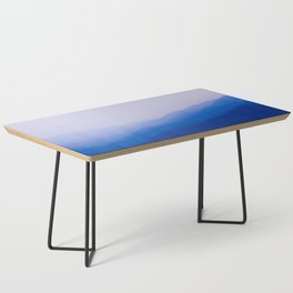 Blue Mountain Coffee Table Coffee Table