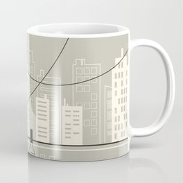 Drinks by City Light Coffee Mug