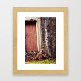Home comforts Framed Art Print