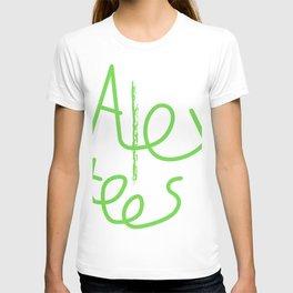 Alex cool tees T-shirt