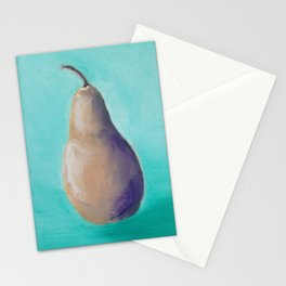 Oh Pear! Stationery Cards