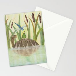 Seeds and Wings Stationery Cards