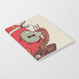 Spicy Ramen Notebook