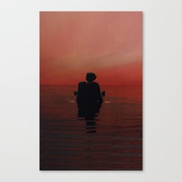 harry styles sign of the times Canvas Print