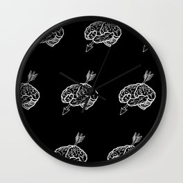 BRAINPAIN Wall Clock