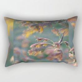 Gentle Spring Breeze Rectangular Pillow