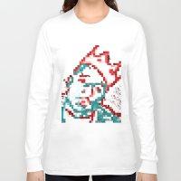 biggie Long Sleeve T-shirts featuring Biggie by ZachWillard