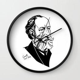 Camille Saint-Saëns Wall Clock