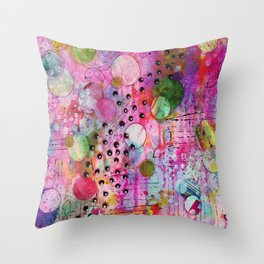 good things No. 3 Throw Pillow