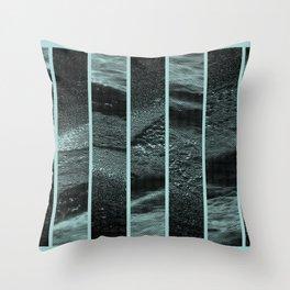 Unshore Throw Pillow