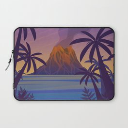Volcanic Eruption Laptop Sleeve