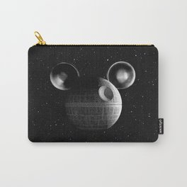That's no moon... Disney Death Star Carry-All Pouch