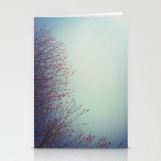 Spring Awakening III Stationery Cards