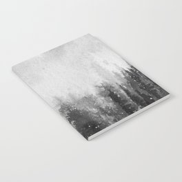 Forest Snow Notebook