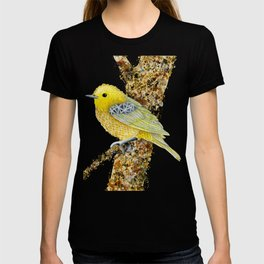 Yellow Warbler Tilly T-shirt
